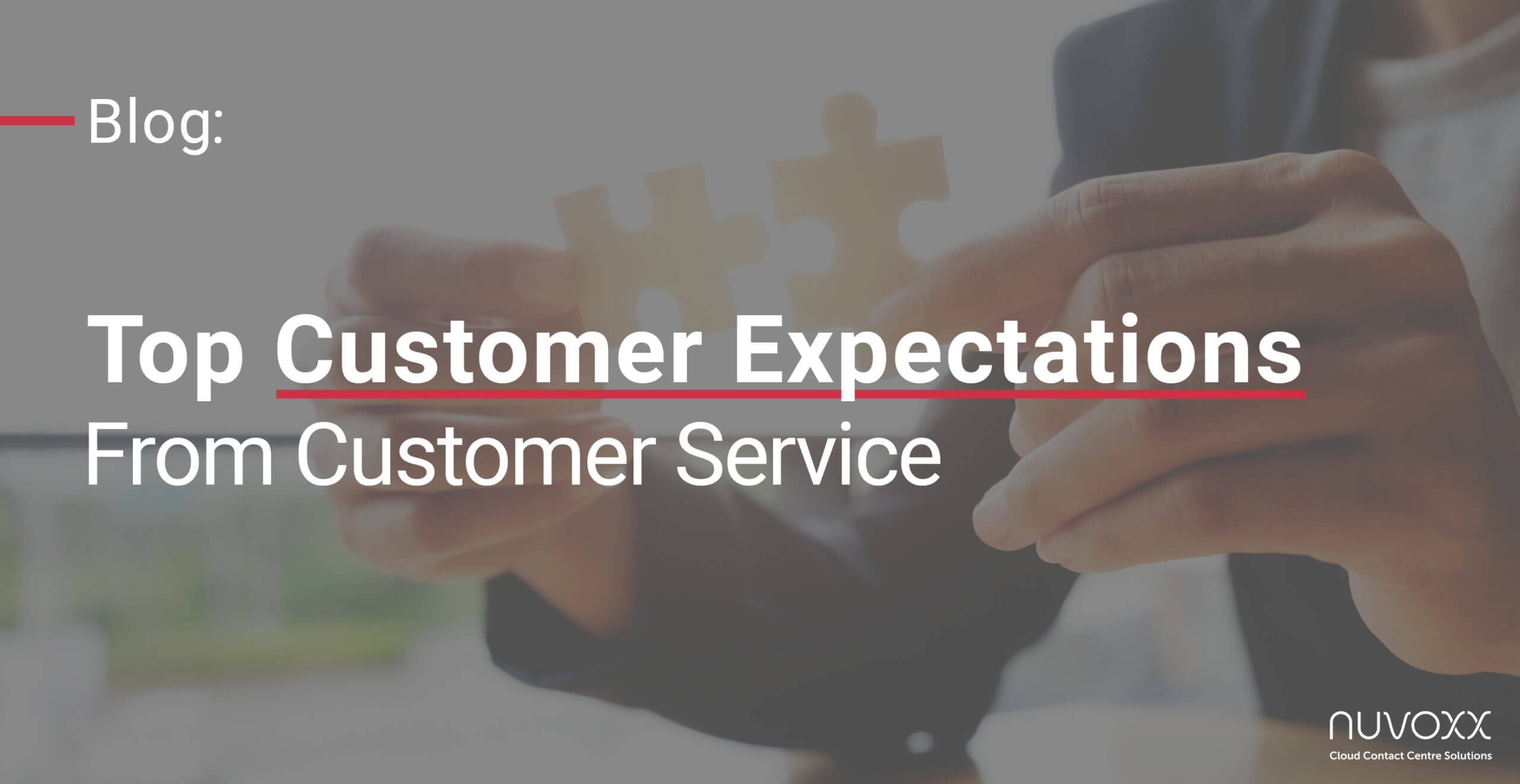 top customer expectations from customer service
